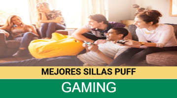 Mejores Puff Gaming