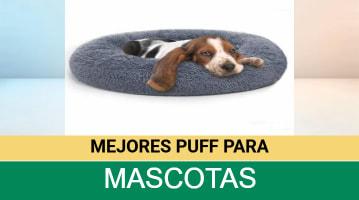 Mejores puff para mascotas | Comparativa y guía de compra 2020